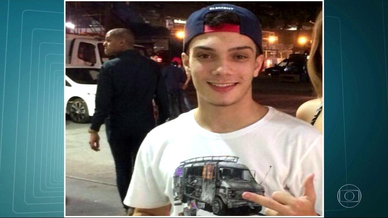 Jovem é morto em tentativa de assalto em Laranjeiras