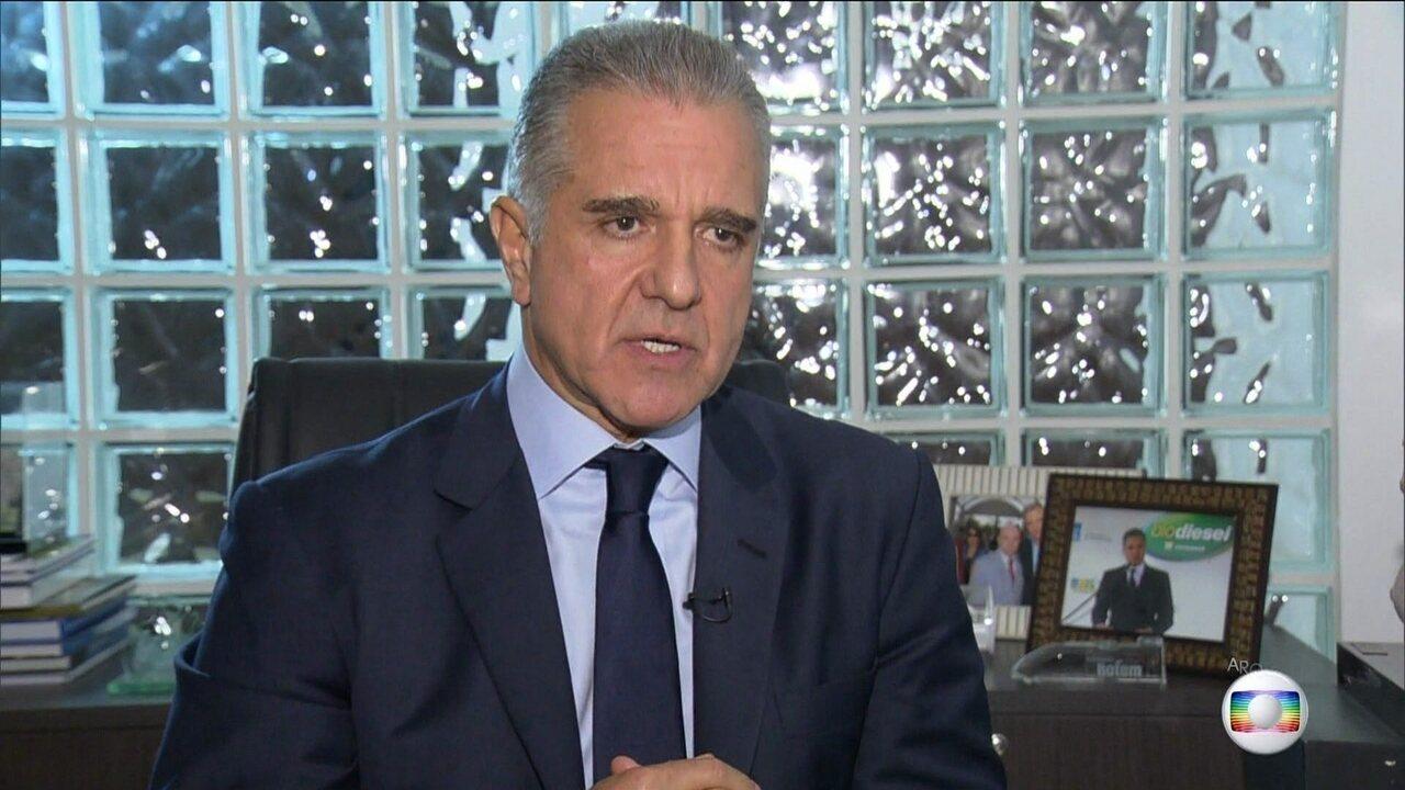 Júlio Lopes vai ser investigado por suspeita de caixa dois e propina