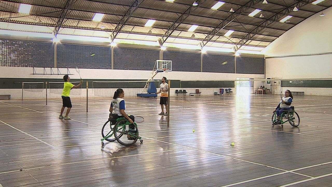 Já ouviu falar em Badminton?