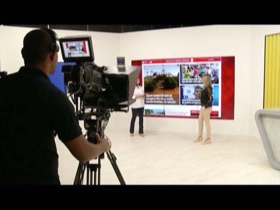 Inter TV Notícia faz aniversário de um ano de exibição e comemora bons resultados