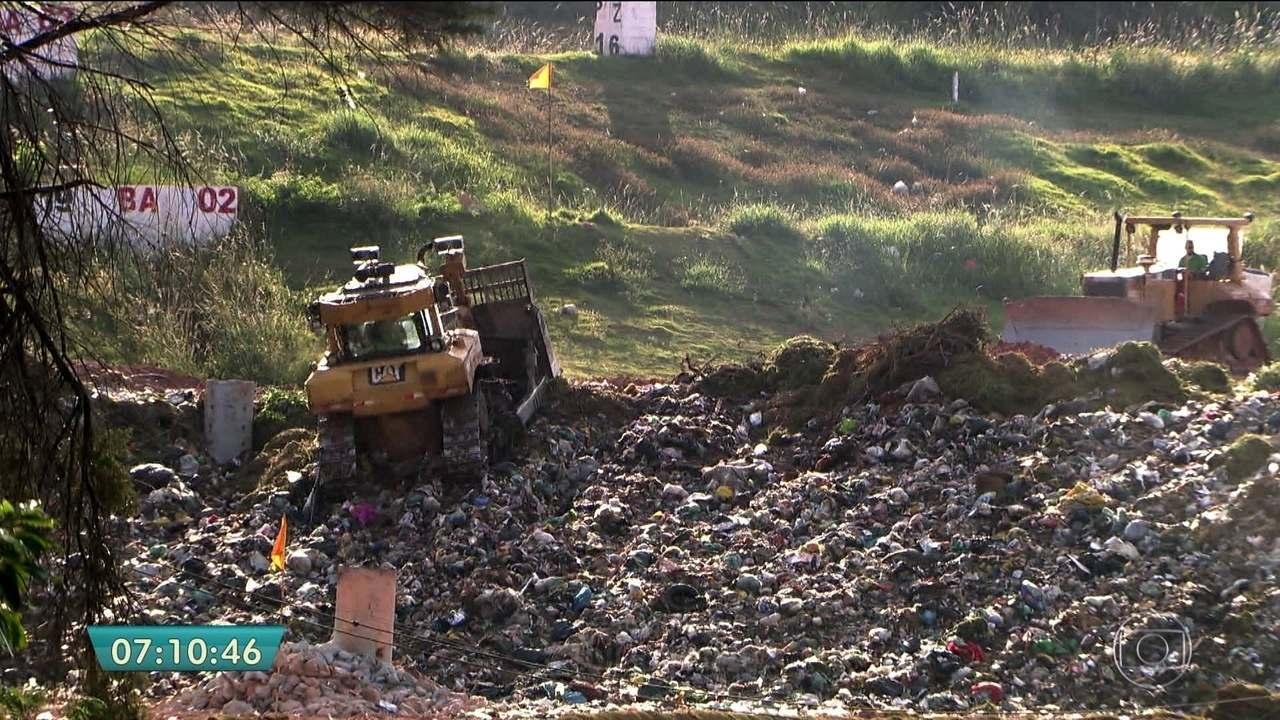 Prefeitura de Osasco tenta retomar uso do único aterro sanitário da cidade
