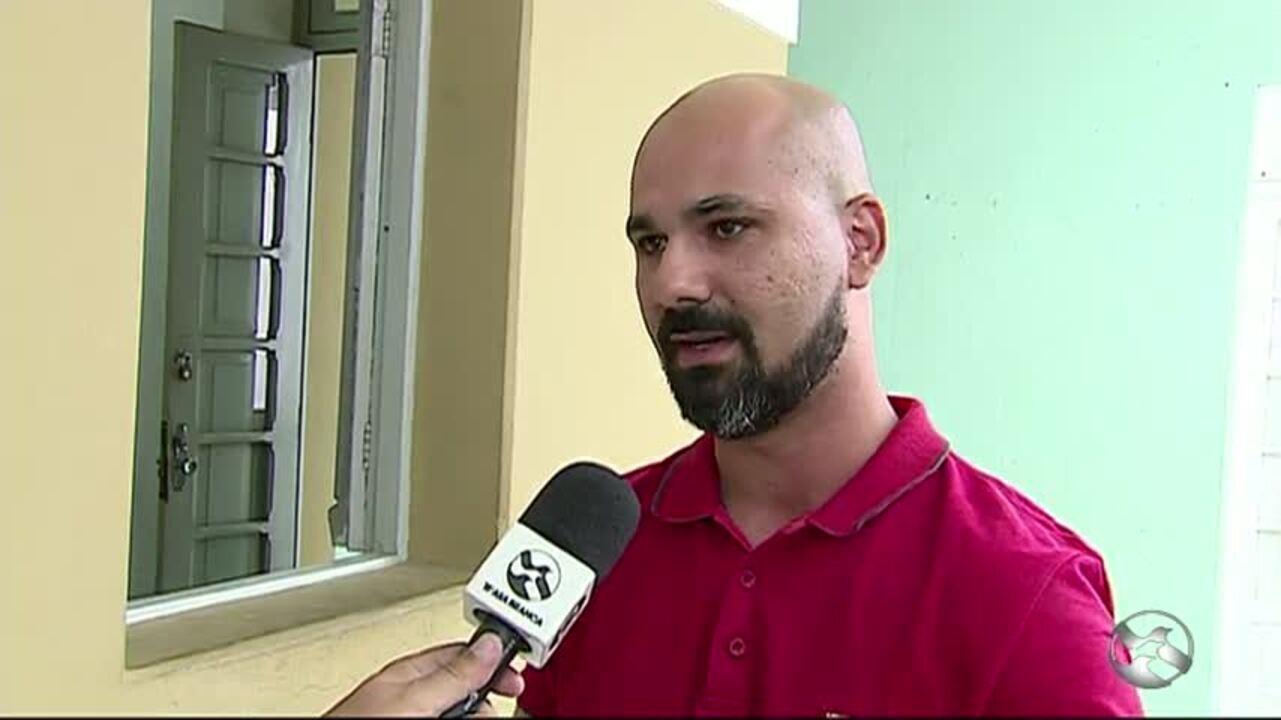 Cleiton Oliveira passou por cirurgia no Hospital Regional do Agreste, em Caruaru
