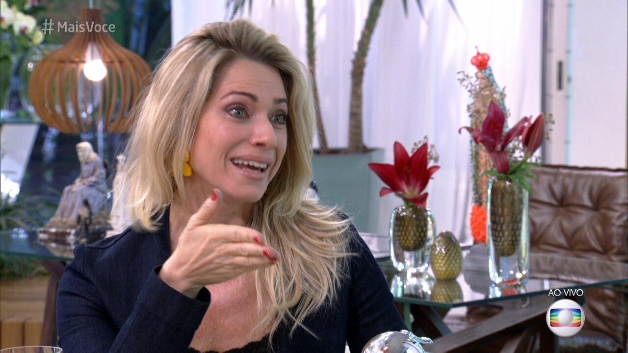 Letícia Spiller interpreta Monique na supersérie 'Os Dias Eram Assim'