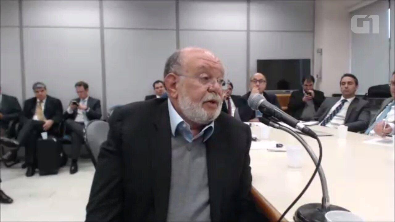 Pinheiro diz que teria 'belo problema' se Lula não aceitasse triplex