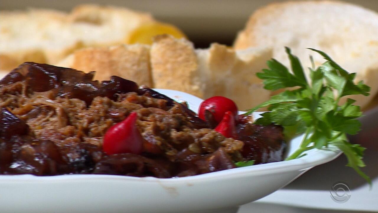 Confira mais três pratos do Comida di Buteco 2017