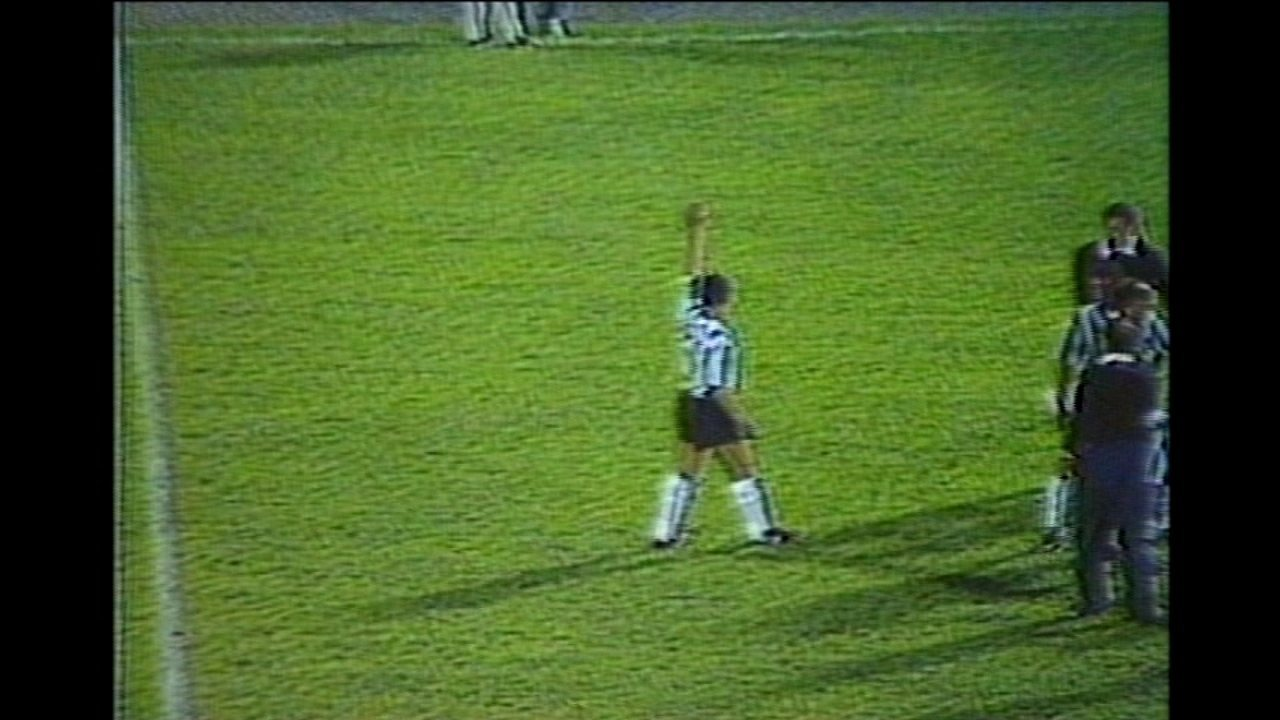 Após título do Mineiro de 93, Euller se despede do Coelho goleando o Alfenense por 7 a 0