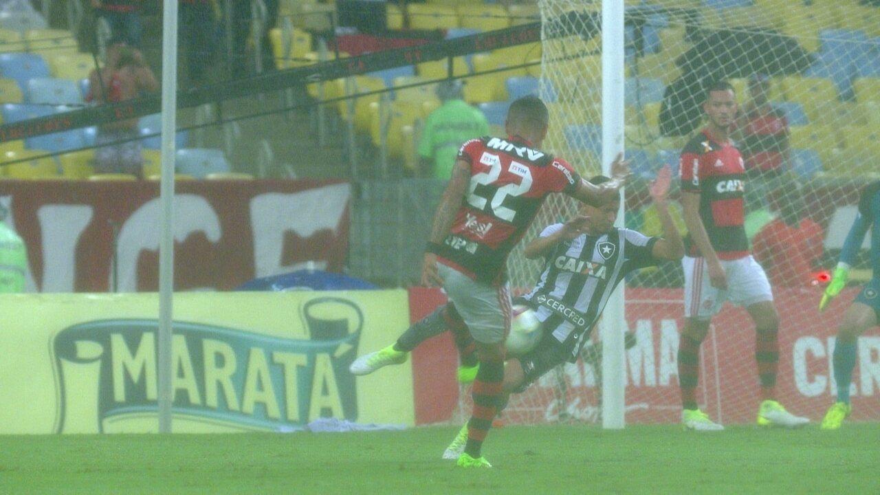 Melhores momentos: Flamengo 2 x 1 Botafogo pela semifinal do Campeonato Carioca
