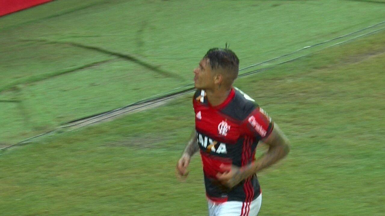 Os gols de Flamengo 2 x 1 Botafogo pela semifinal do Campeonato Carioca