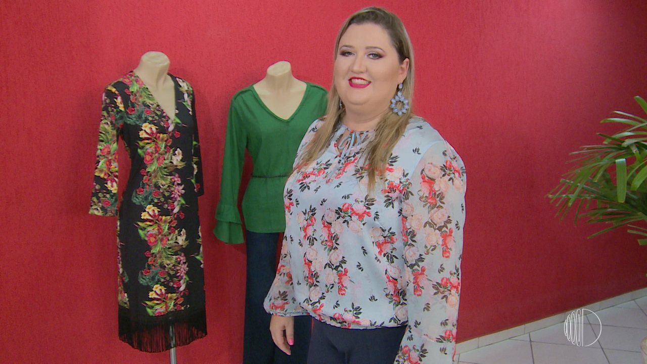Blogueira Ingrid Babicsak dá dicas de looks plus size