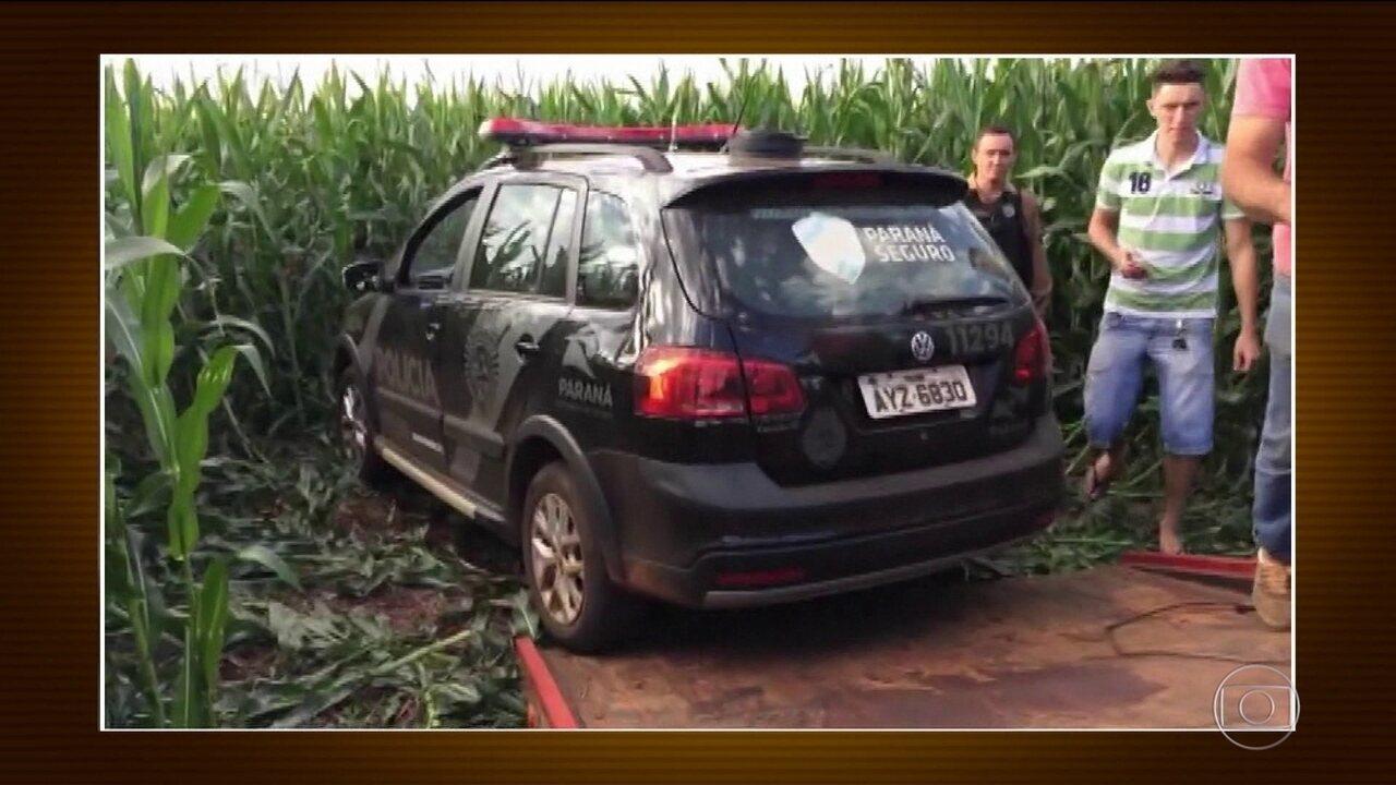 Oito suspeitos de participar do maior assalto da história do Paraguai são presos