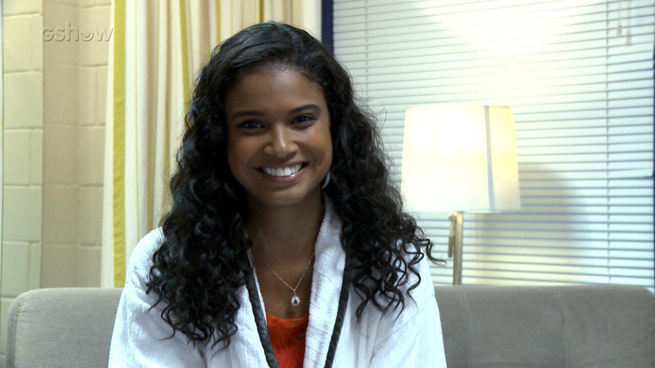Aline Dias diz que muita coisa mudou depois de Malhação