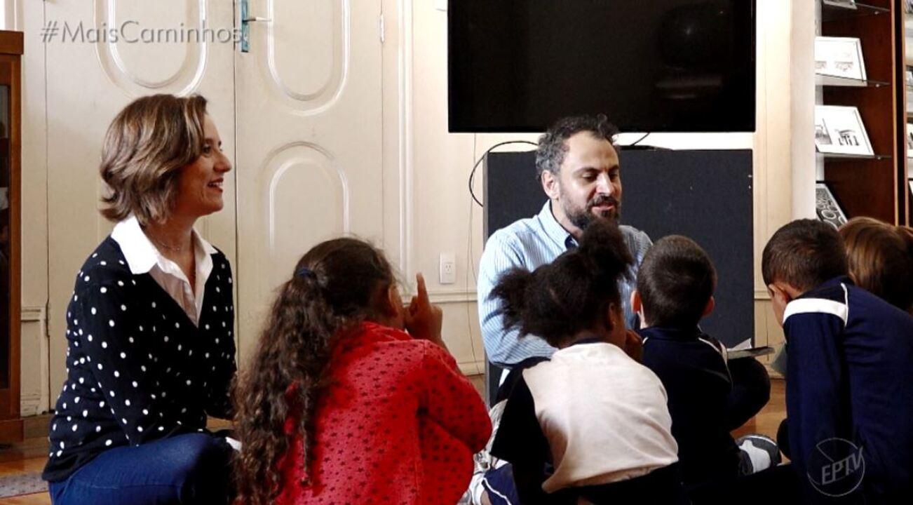A repórter Edlaine Garcia vai a um museu e traz curiosidades dos aparelhos analógicos