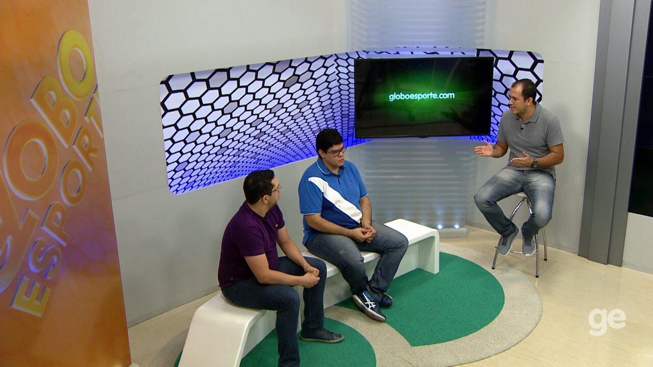 Comentaristas falam sobre os dois finalistas do Paraibano