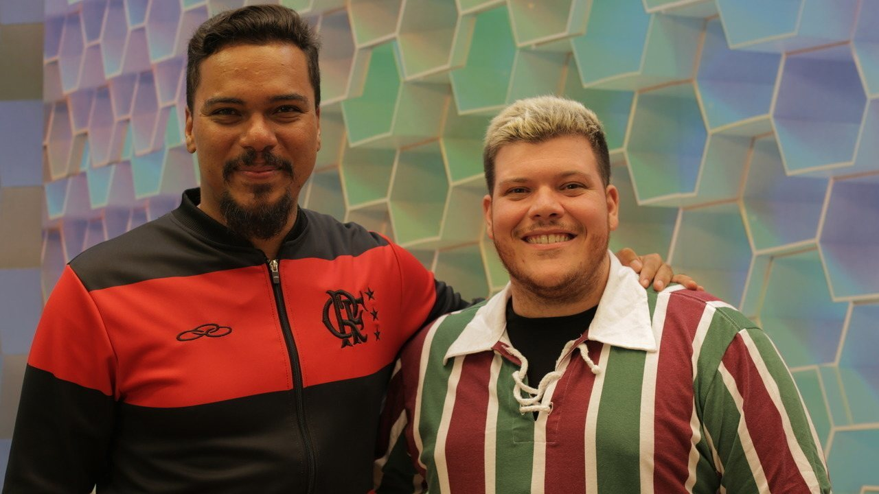 Fla-Flu musical: Bruno, do Sorriso Maroto, e Ferrugem duelam antes da final do Carioca