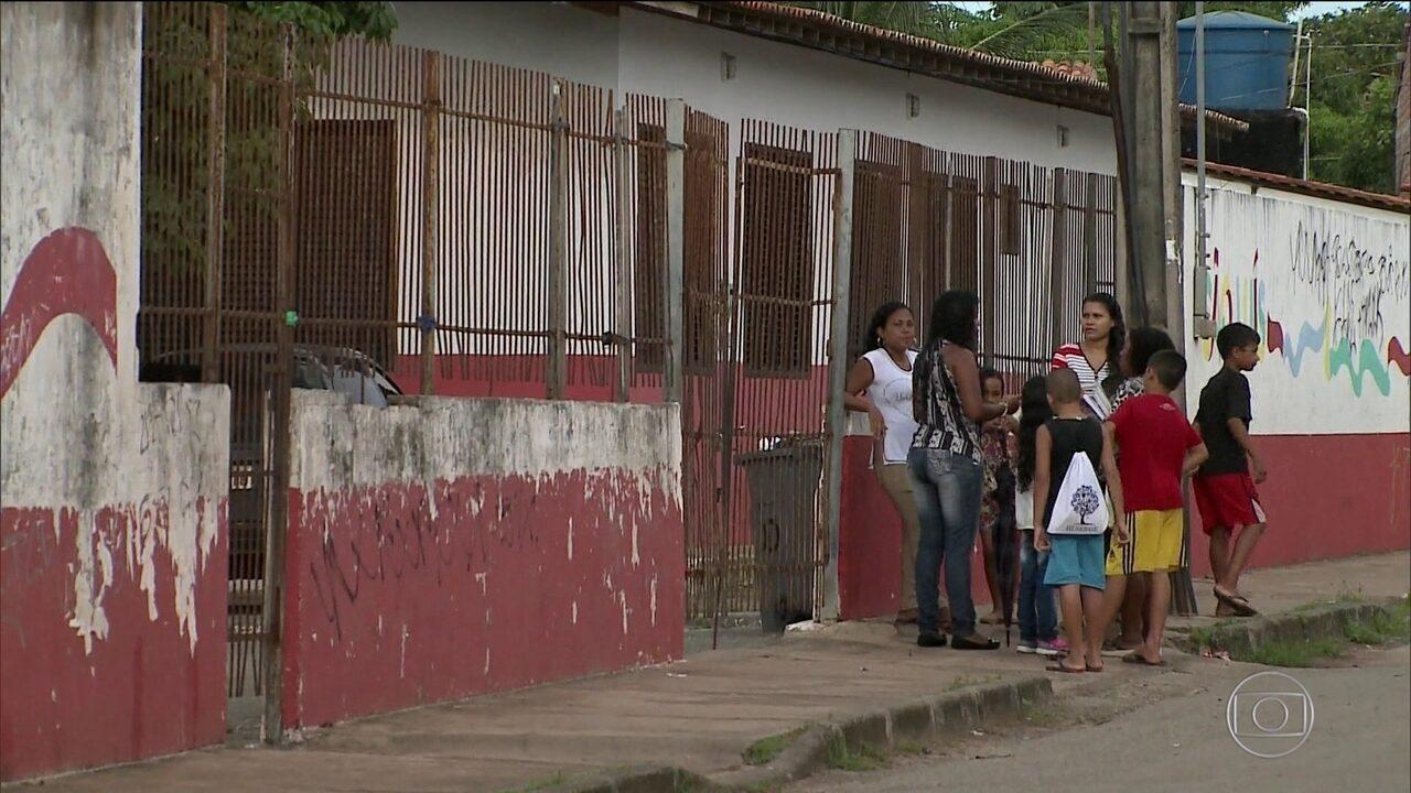 Ano letivo ainda não começou para 900 alunos da rede pública de São Luís