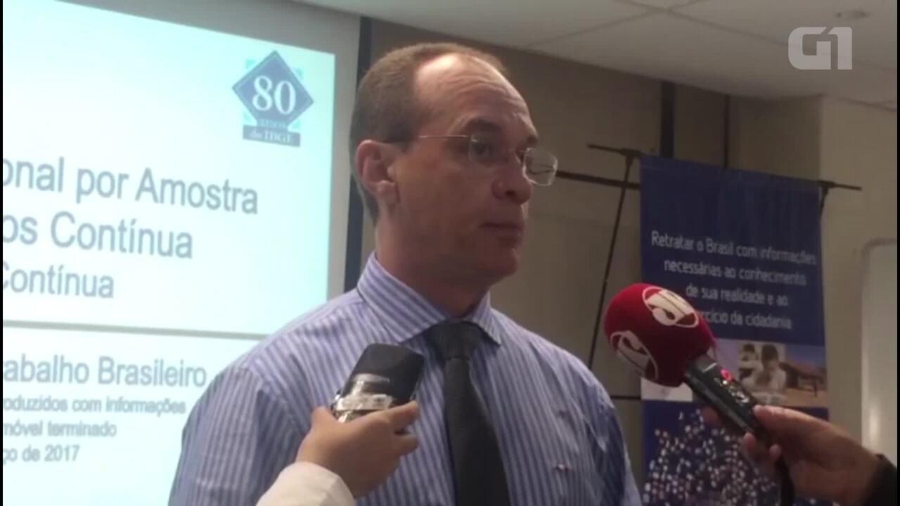 Indicadores mostram 'destruição de postos de trabalho', diz pesquisador do IBGE
