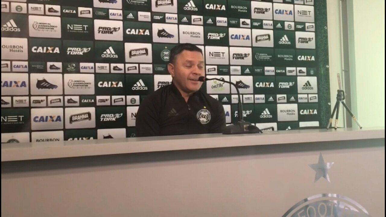 Pachequinho projeta Atletiba da final: