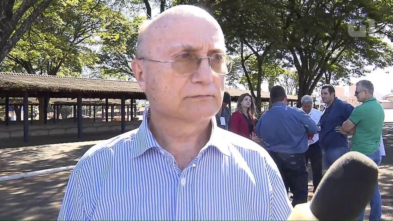 Ministro Osmar Serraglio diz que o governo tem o apoio da população