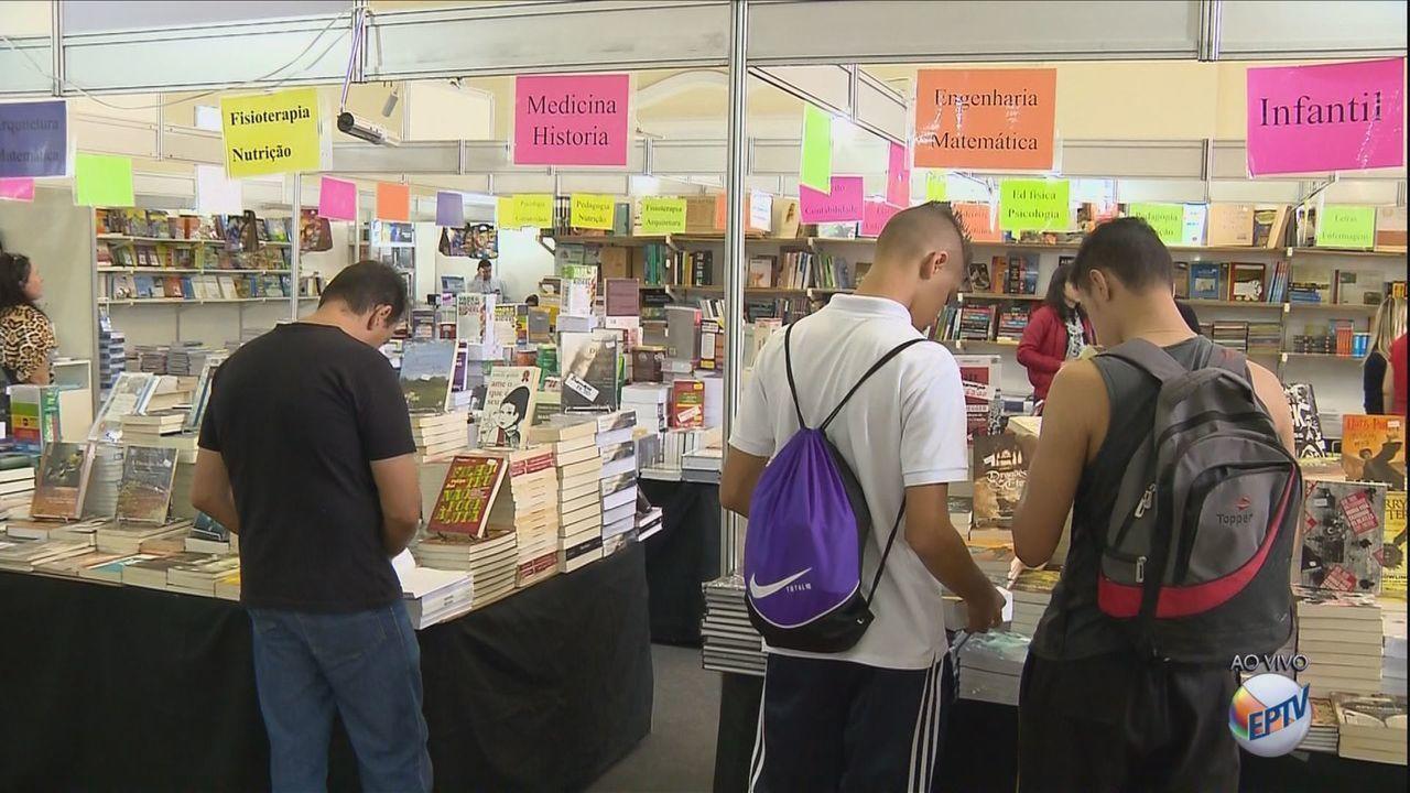 Festival Literário de Poços de Caldas começa neste sábado