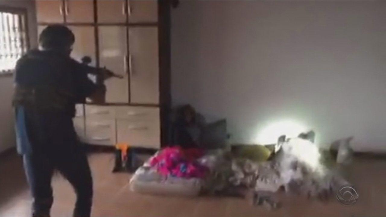 Sequestrada em Florianópolis, mulher de empresário foi encontrada em cativeiro em SP