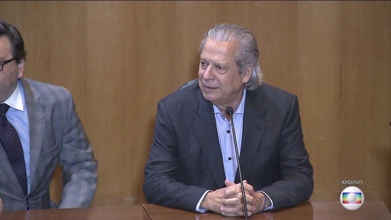 MPF apresenta nova denúncia contra José Dirceu na Lava Jato