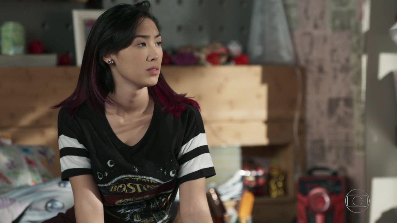 Tina - Episódio exclusivo de 'Malhação - Viva a Diferença'