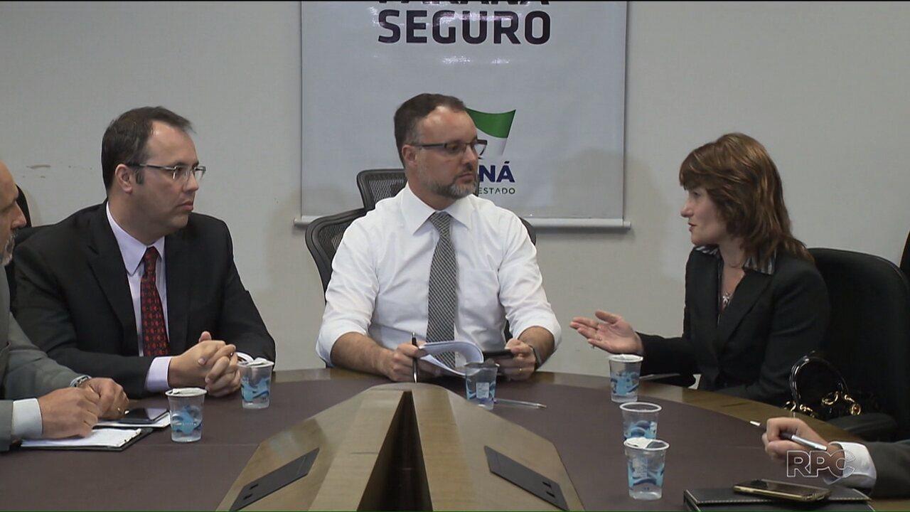 Sesp define esquema de segurança para depoimento de Lula em Curitiba