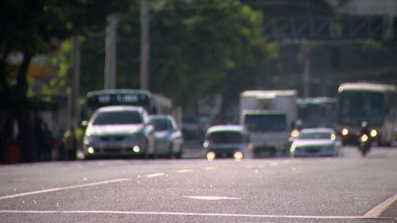 ESTV flagra cenas de intolerância no trânsito em Vila Velha