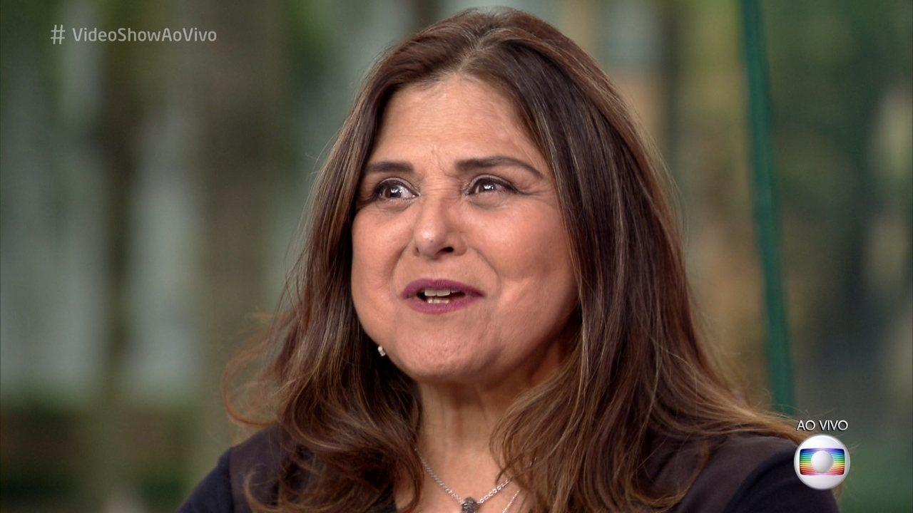 Elizângela revisita carreira no 'Meu Vídeo É um Show'
