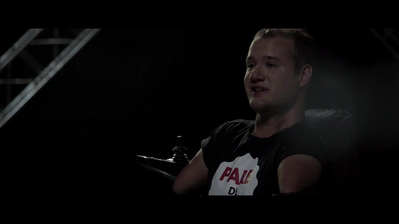 REP - Viva a Diferença: Marcos Rossi divide a sua história