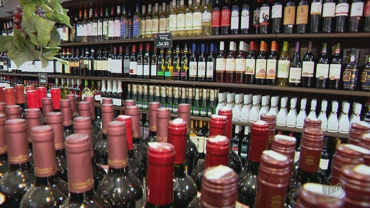 Produtores de vinho do Sul de Minas apostam em alta nas vendas durante o inverno