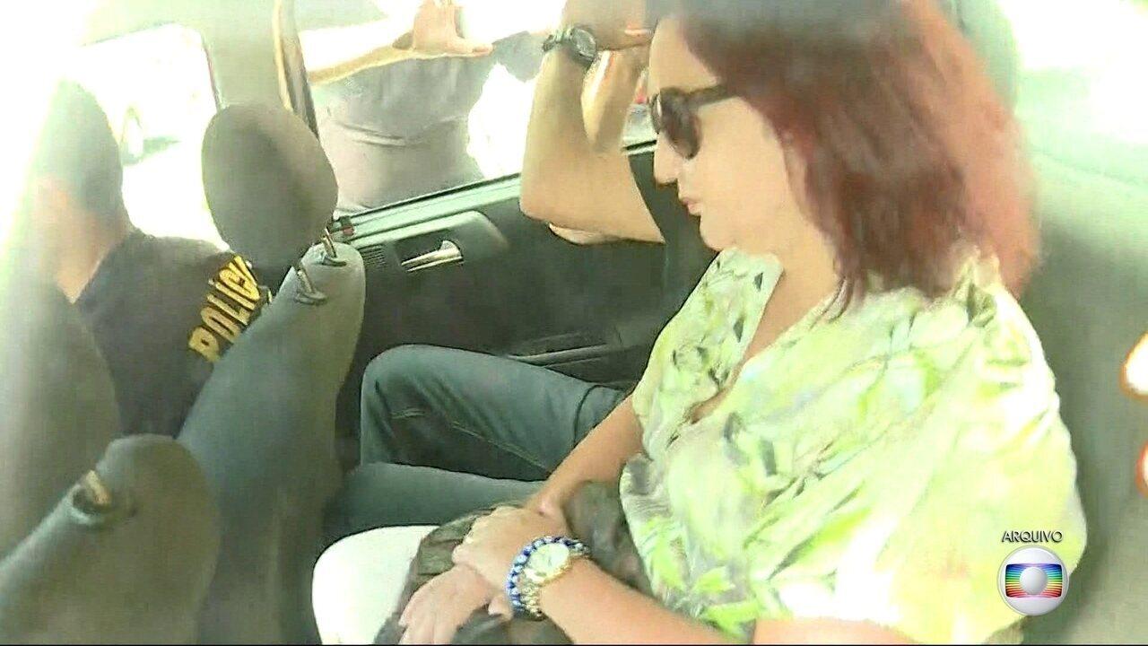 Polícia Federal faz buscas em endereços ligados à Suzana Neves, ex-mulher de Sérgio Cabral