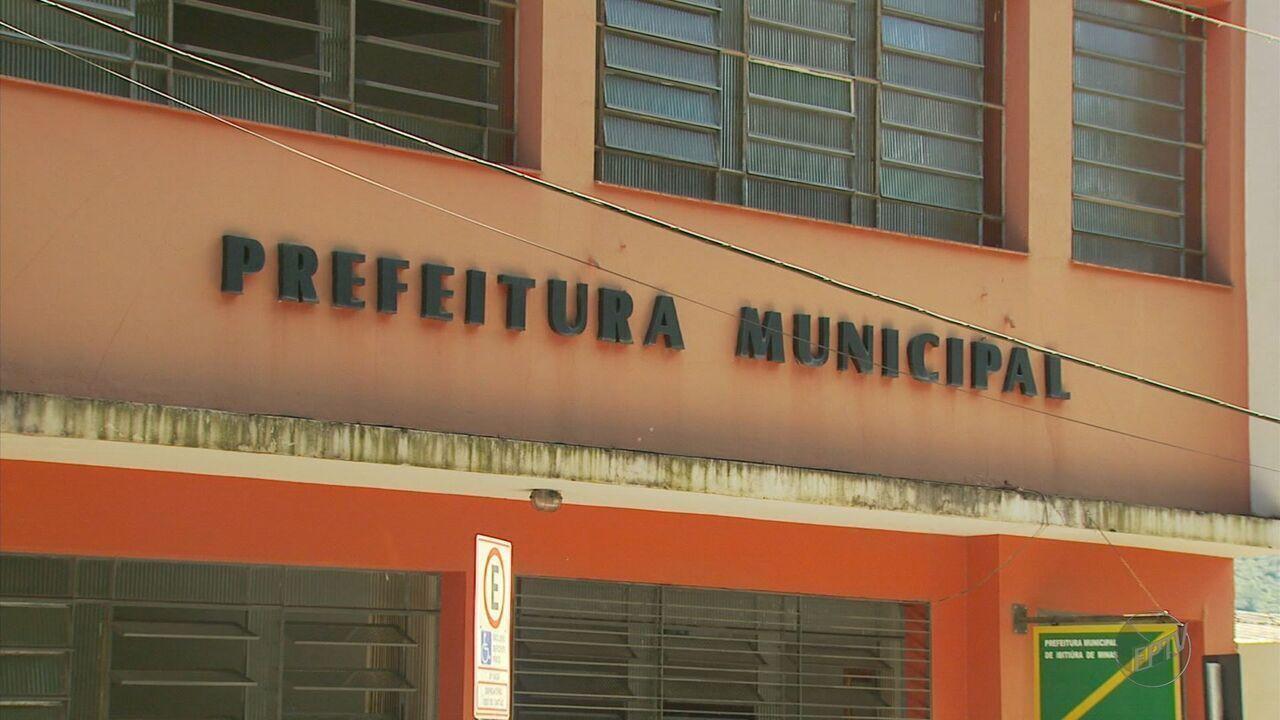 Conta de luz e títulos bancários foram usados em furto à Prefeitura de Ibitiúra de Minas