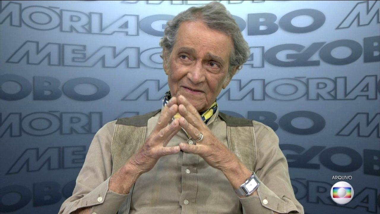 Nelson Xavier morreu em Uberlândia aos 75 anos