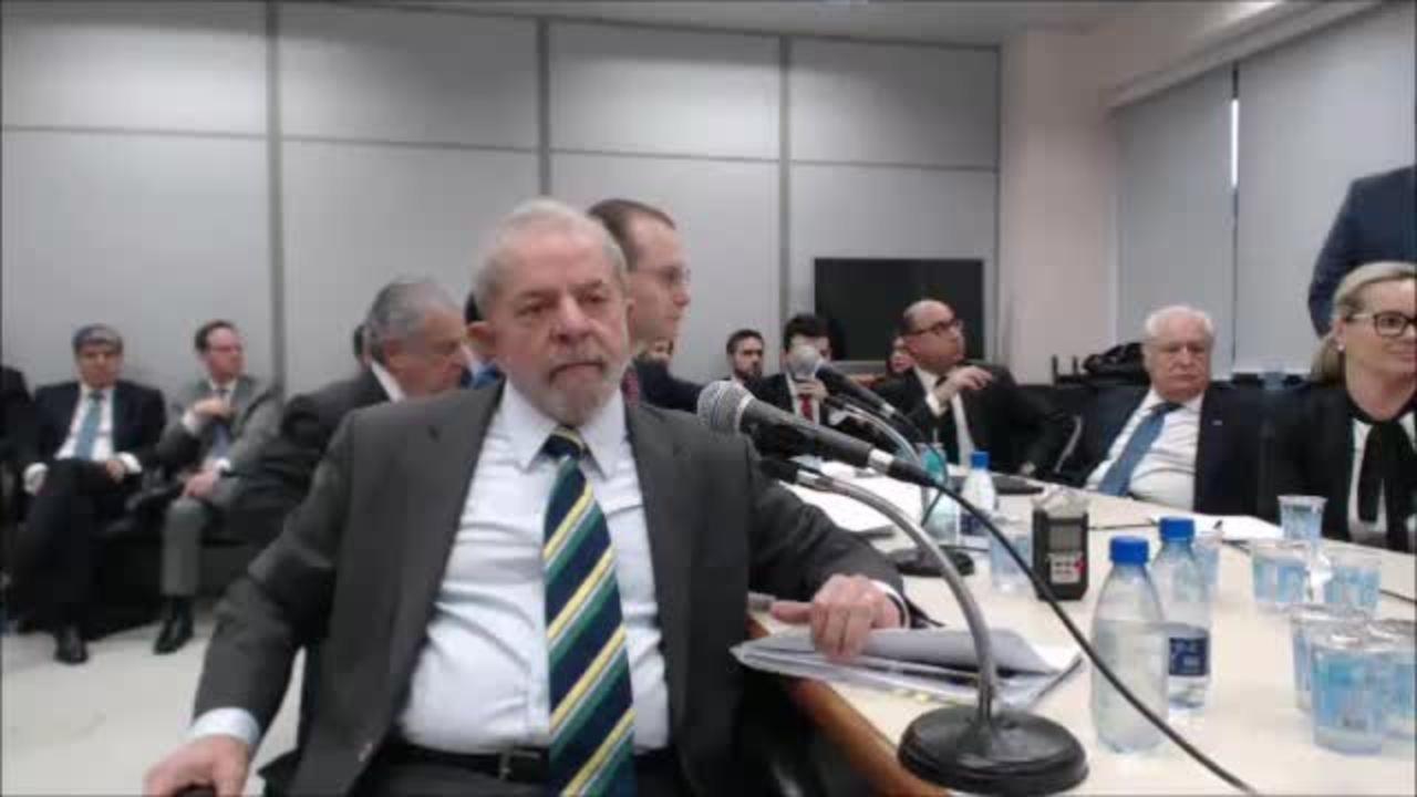Depoimento de Lula a Moro – vídeo 2