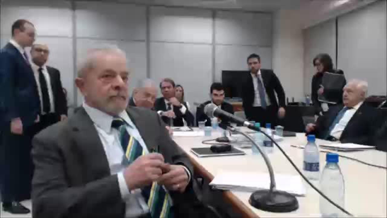 Depoimento de Lula a Moro – vídeo 10