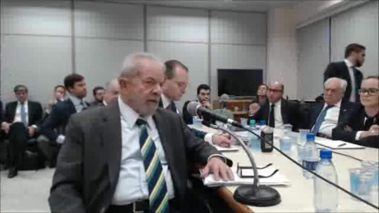 Depoimento de Lula a Moro – vídeo 7