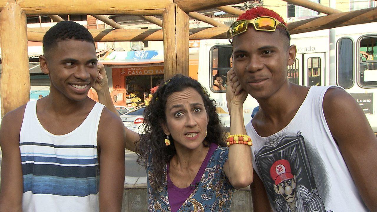 No 'Mapas Urbanos', Maria Menezes conhece empreendedores criativos da Boca do Rio