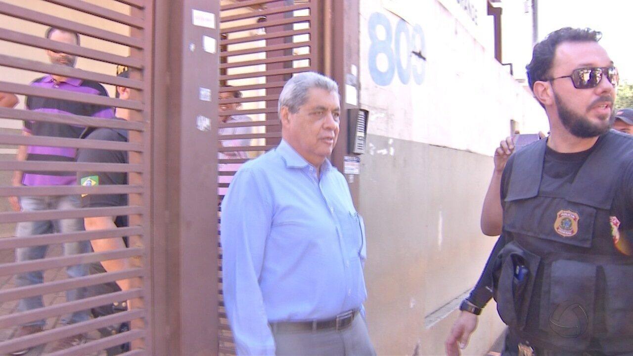 Veja motivo de juíza não ter decretado prisão preventiva do ex-governador André Puccinelli