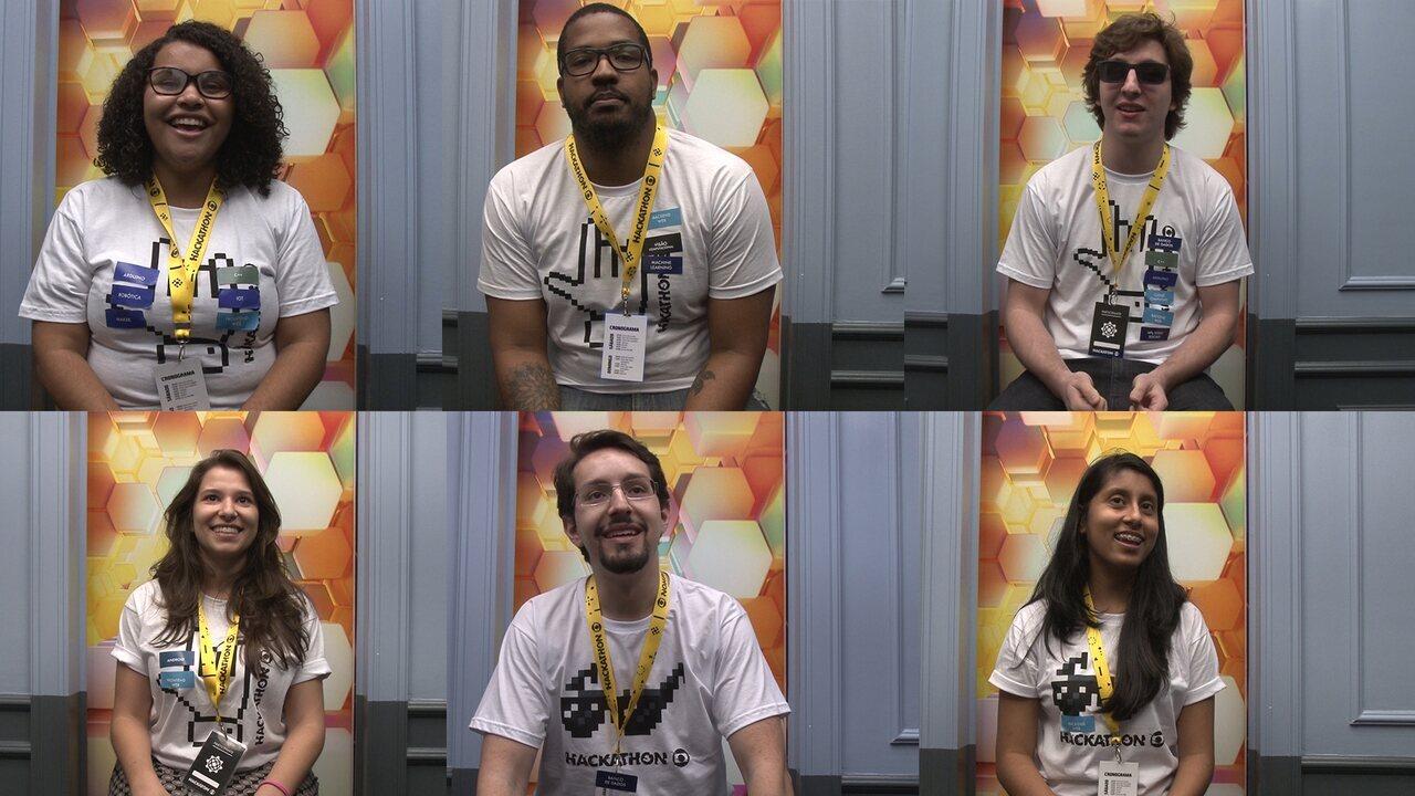 Programadores da Hackathon Globo contam no confessionário do BBB seus pecados nerd