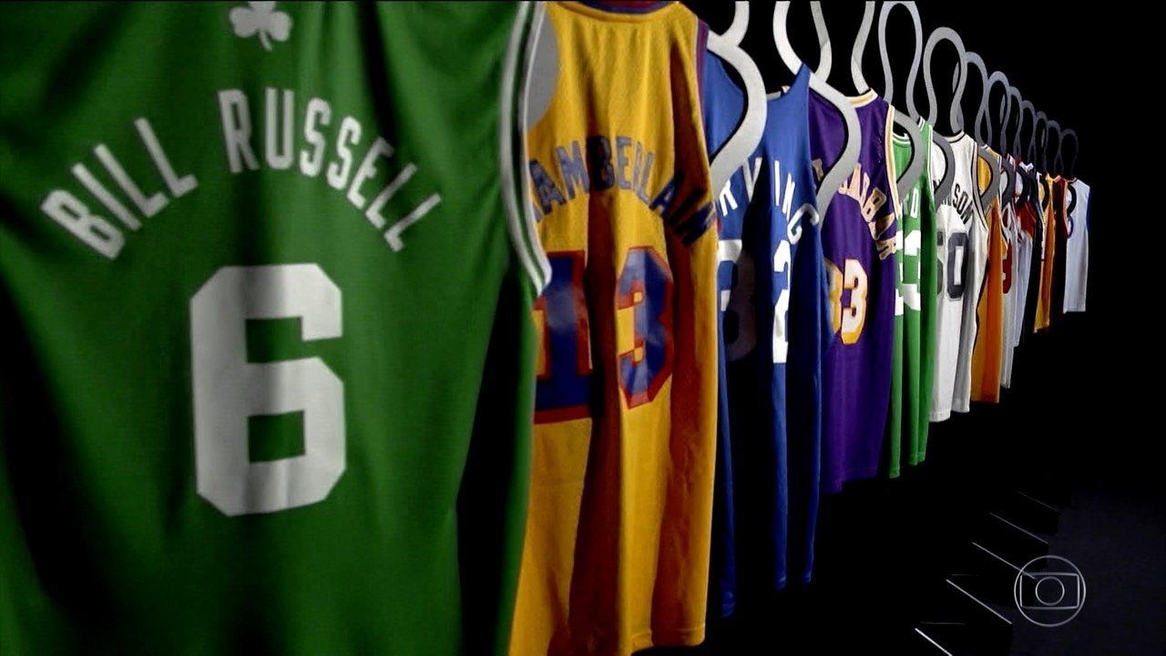 NBA70  série conta origem e primeiros craques do melhor basquete do ... 77239b79d94d4