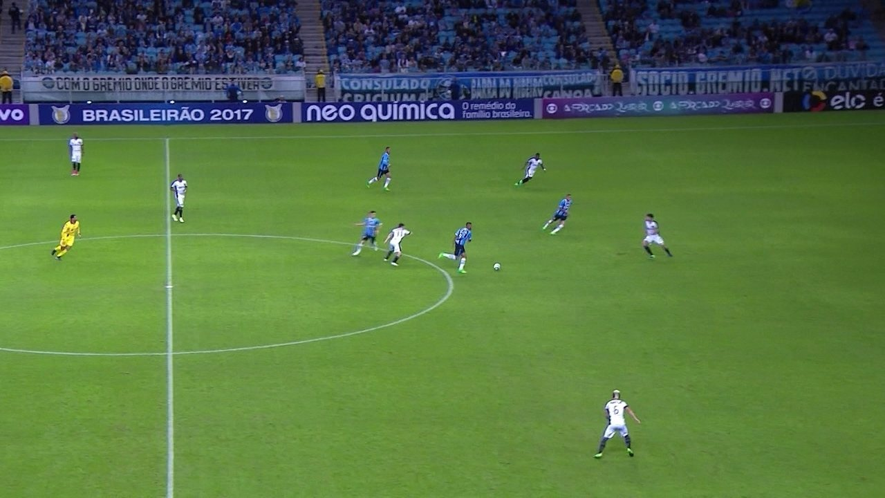 Melhores momentos de Grêmio 2 x 0 Botafogo pela 1ª rodada do Campeonato Brasileiro