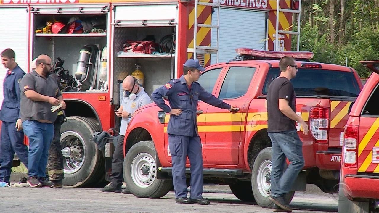 Em apenas 1 semana, 5 pessoas morreram em acidentes de trabalho no Sul de SC