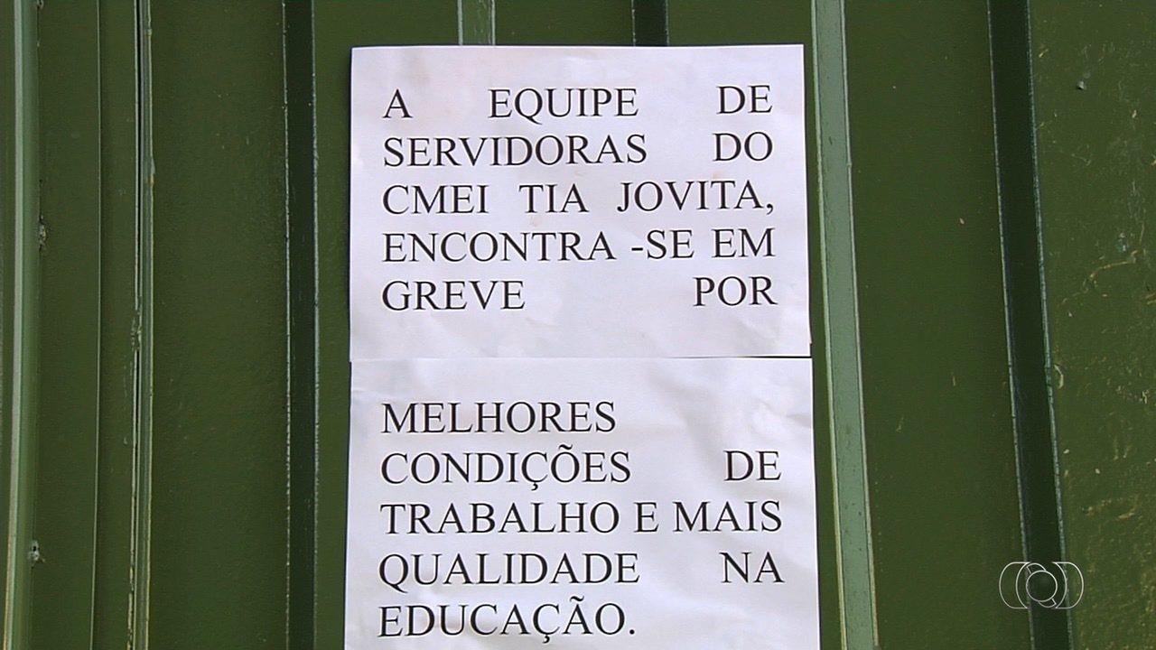 Secretário anuncia aumentos de salário para professores de Goiânia