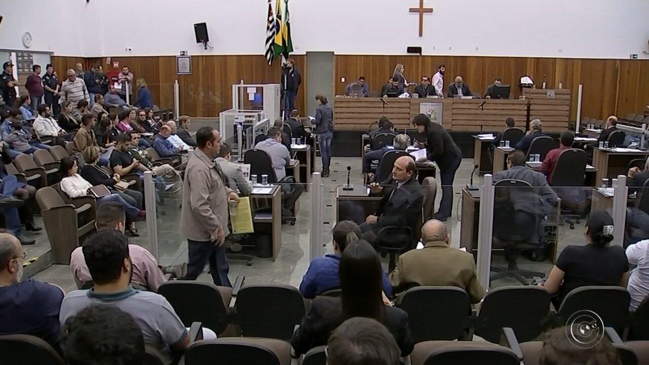 Câmara pede redução de secretarias na Prefeitura de Itapetininga