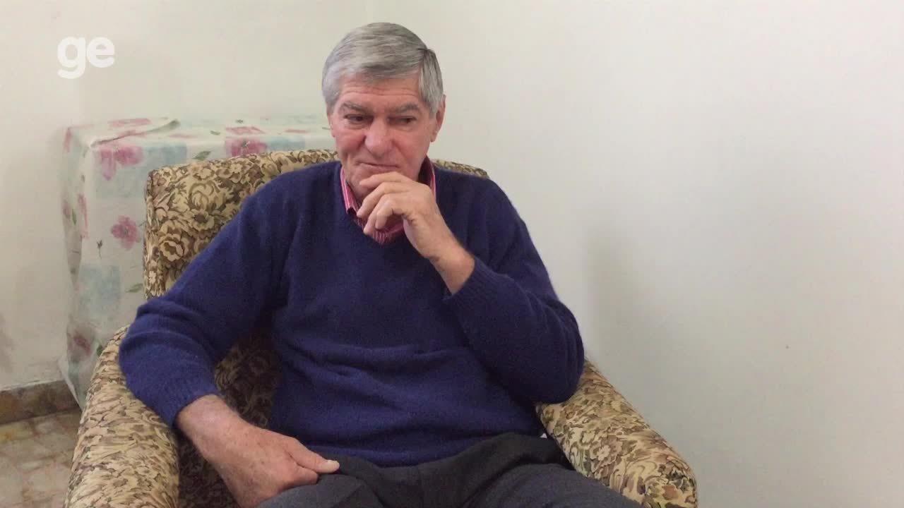 Rodolfo Fischer fala de Doval, seu ex-companheiro de San Lorenzo e ídolo de Fla e Flu