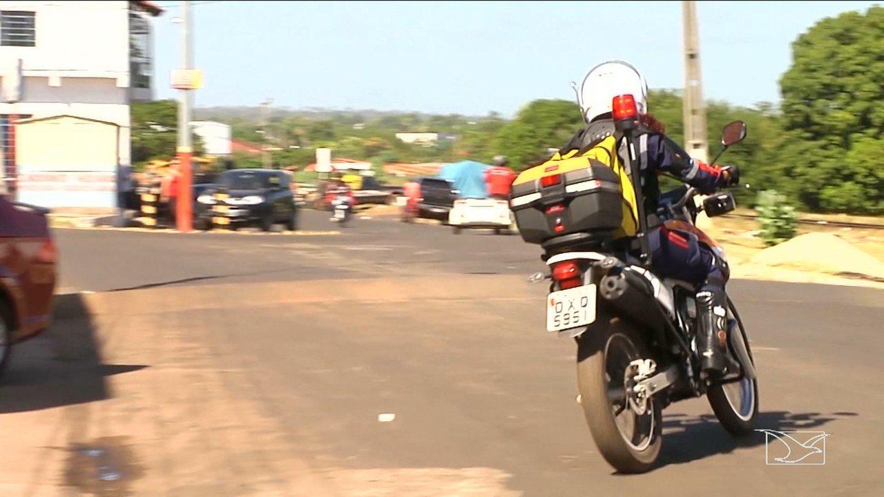Motociclistas continuam sendo principais vítimas dos acidentes no MA