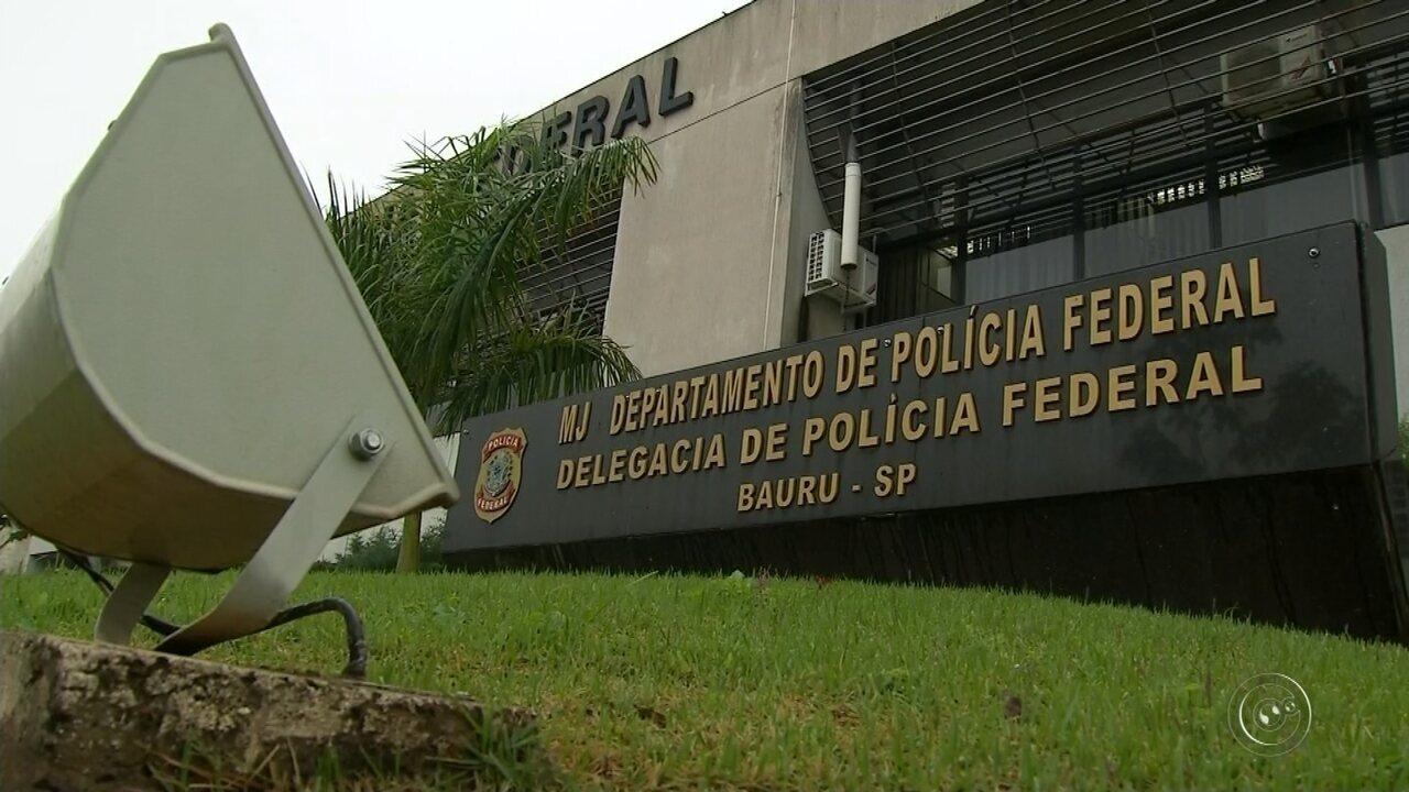 Polícia Federal de Bauru cumpre mandados em operação nacional contra pedofilia
