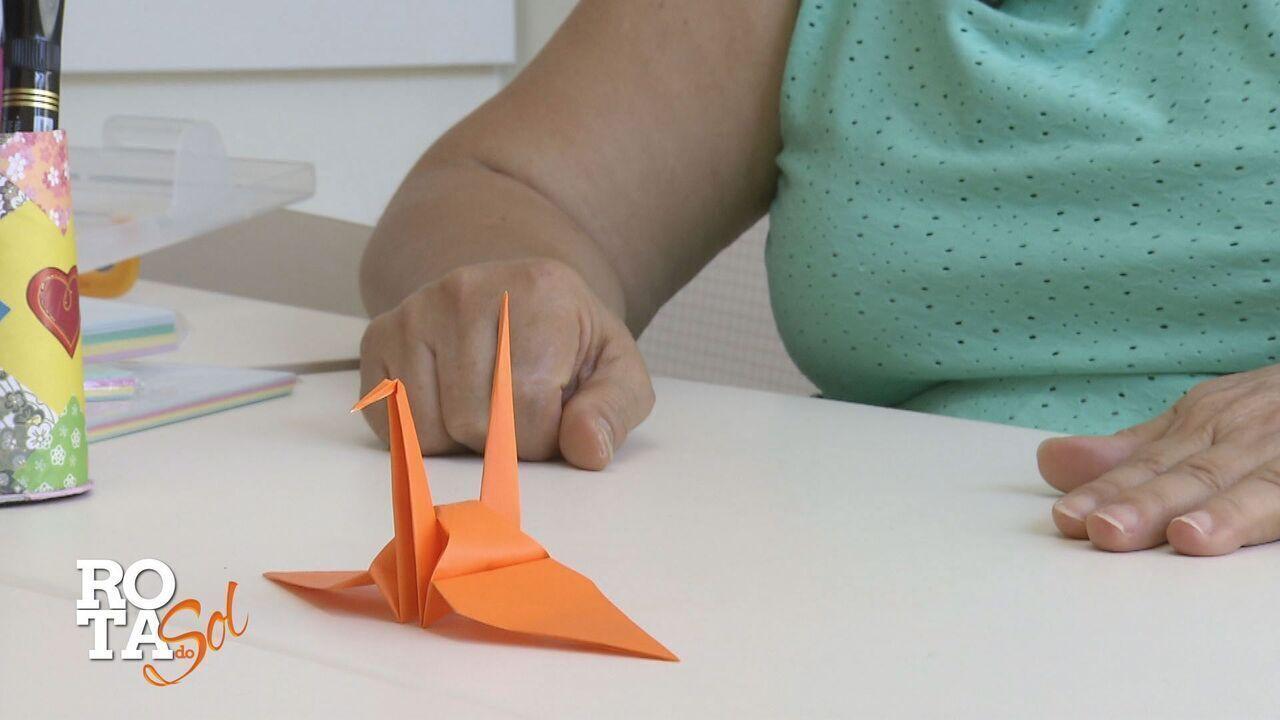 DÁ O PLAY ► Aprenda a fazer o origami de tsuru