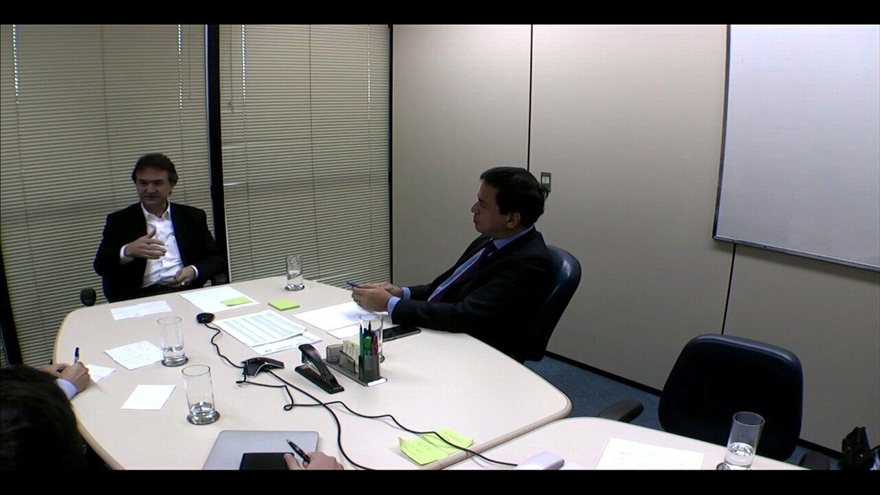 Joesley Batista relata encontro com Aécio Neves, em que senador pediu R$2 milhões